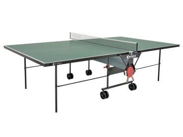 S 1-12e Sponeta Tischtennisplatte outdoor grün / Abholung