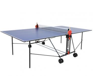 S 1-43i Sponeta Tischtennisplatte indoor blau / Abholung