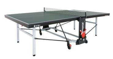 S 5-72i Sponeta Tischtennisplatte Indoor grün