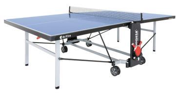 S 5-73e Sponeta Tischtennisplatte outdoor blau