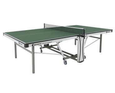 Sponeta Tischtennisplatte S 7-62 grün ITTF